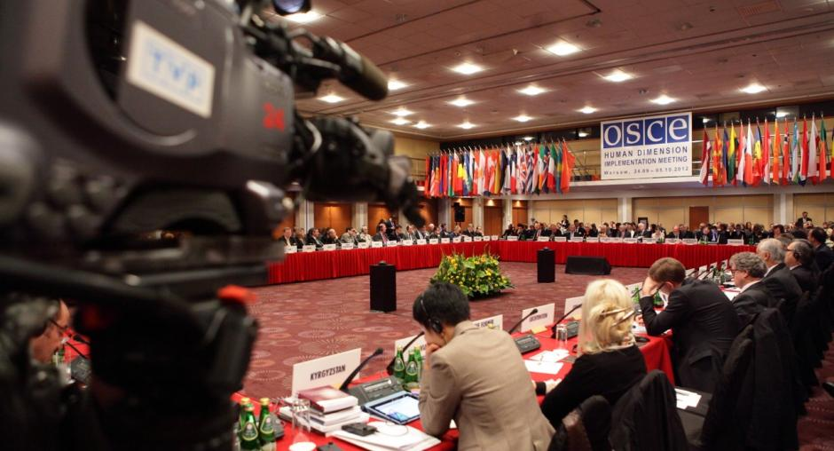 "2012 HUMAN DIMENSION IMPLEMENTATION MEETING OSCE Warsaw ""Sects"" and children: the official figures"