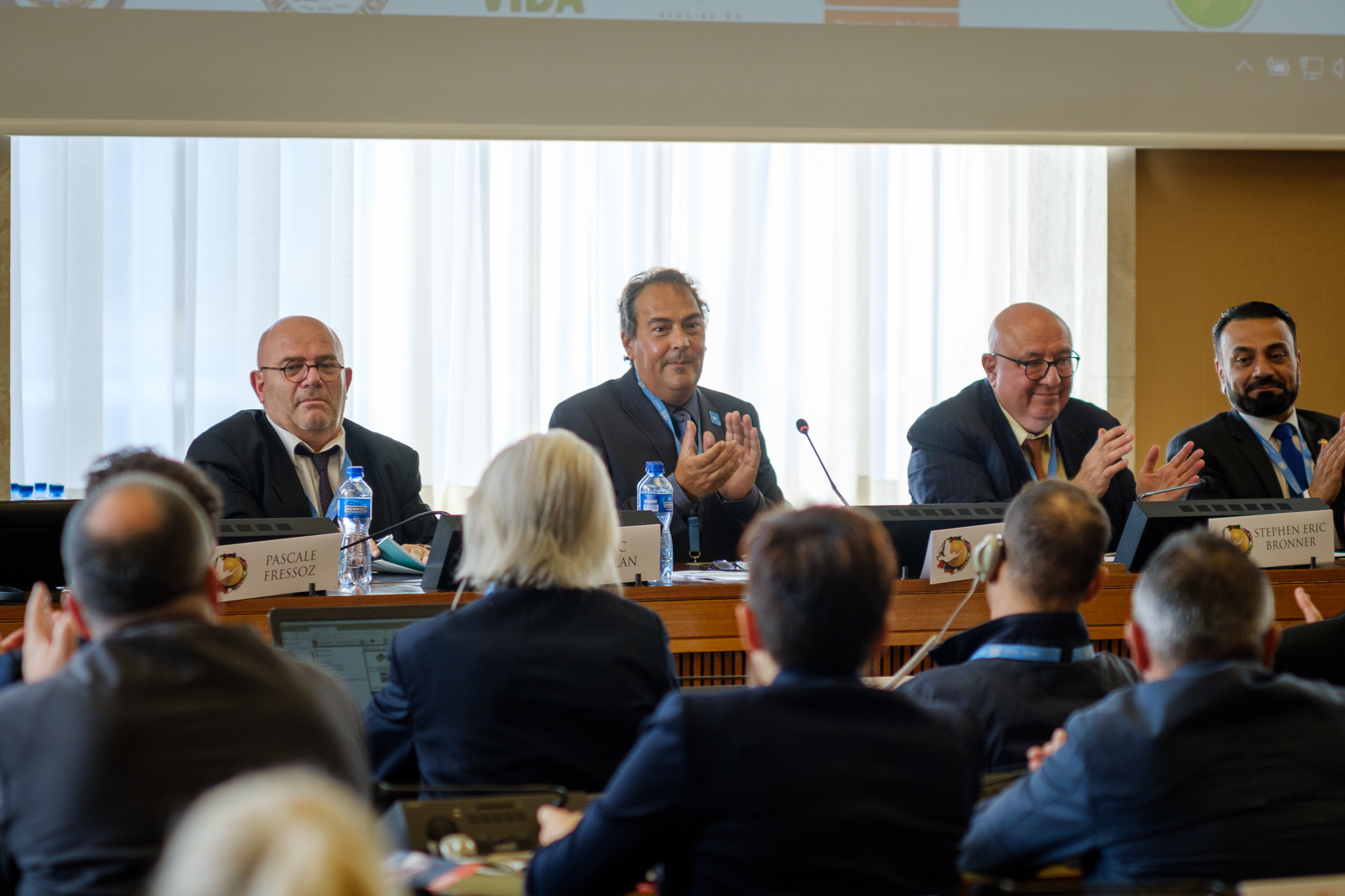 GENEVA UN Day of Peace September 19th 2019 panel 3