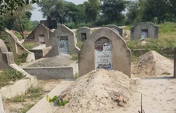 SHOCKING VANDALISM AND DESECRATION OF AN AHMADIYYA GRAVEYARD BY MUSLIM CLERICS AND THEIR ACCOMPLICES IN PAKISTAN