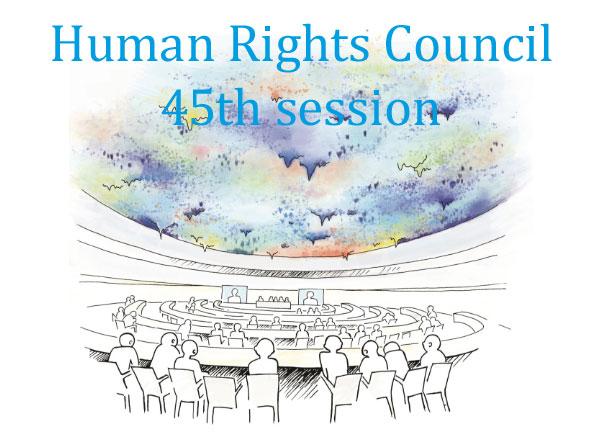 300 ONG exhortent l'Onu à sérieusement enquêter sur les violations des droits humains en Chine  Genève, 9 sept 2020 (AFP)