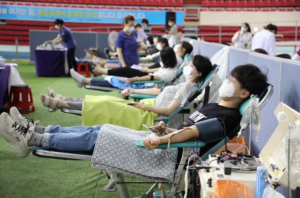 Saving Lives by Donating Plasma: Why Are Shincheonji's Good Deeds Ignored?