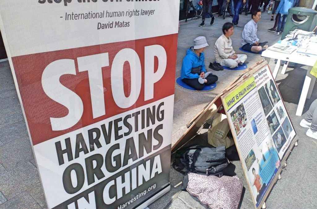 US Senator and Congressmen Introduce Bill to Stop China's Organ Harvesting